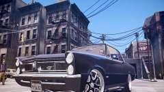 Pontiac GTO 1965 Custom discks pack 2 para GTA 4