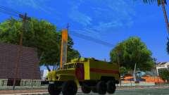 Ural 4320 GORSVET