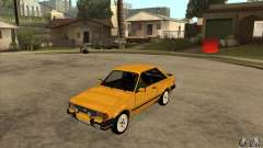 Ford Escort XR3 1986 para GTA San Andreas