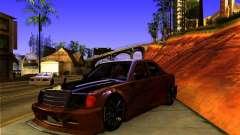 Mercedes Benz 190E - SpeedHunters Edition
