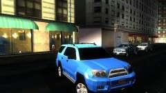Toyota 4Runner 2009 para GTA San Andreas
