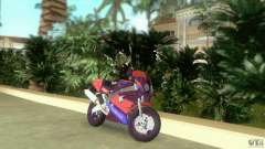 Yamaha FZR 750 midnight black para GTA Vice City