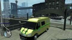 Servicios de transporte gacela 2705