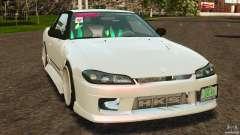 Nissan 240SX facelift Silvia S15 [RIV]