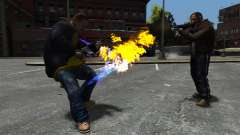 Balas de fuego para GTA 4