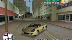 Porsche Carrera GT para GTA Vice City