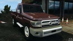 Toyota Land Cruiser Pick-Up 2012 para GTA 4