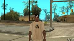 New Era Cap para GTA San Andreas