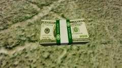 billetes de 100 dólares Reserva Federal de Estados Unidos para GTA 4