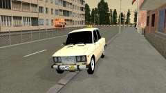 Taxi 2106 VAZ