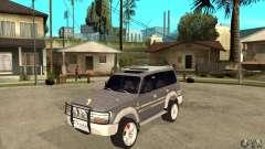 Toyota Land Cruiser 80 para GTA San Andreas