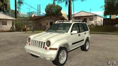 Jeep Liberty 2007 para GTA San Andreas