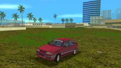 Lada Samara para GTA Vice City