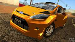 Ford Fiesta Rally para GTA San Andreas