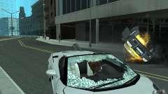 Accidente realista para GTA San Andreas