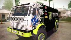 KAMAZ maestro 4911 Monster Energy