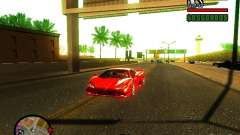 SSC Ultimate Aero para GTA San Andreas