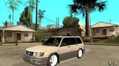 Subaru Forester 1997 año para GTA San Andreas