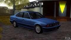 BMW 525 (E34) V.2 para GTA San Andreas