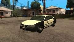 Chevrolet Impala Police 2003