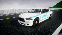 Dodge Charger NYPD 2012 [ELS]