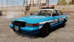 Un nuevo coche patrulla para GTA 4