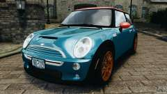 Mini Cooper S v1.3 para GTA 4