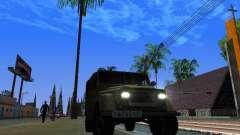 UAZ 460 para GTA San Andreas