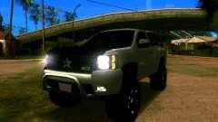 Chevrolet Silverado Final para GTA San Andreas