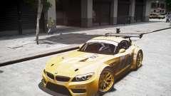 BMW Z4 GT3 2010 para GTA 4