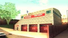 Una nueva estación de bomberos en San Fierro