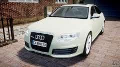 Audi RS6 2010 para GTA 4