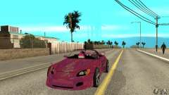 Honda S2000 The Fast and Furious para GTA San Andreas