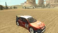 Citroen Xsara WRC para GTA San Andreas