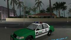 Ford Crown Victoria 2003 Police para GTA Vice City