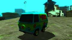 Mystery Machine para GTA San Andreas