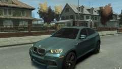 BMW X6-M 2010
