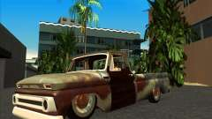 Chevrolet C10 Rat Rod para GTA San Andreas