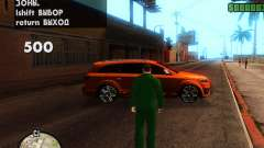 Сar coches de spawn-spawn para GTA San Andreas