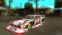 Ford Zakspeed Capri Mk3 (1978-1983) para GTA San Andreas