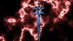 Frostmorn-espada de WoW Lich King