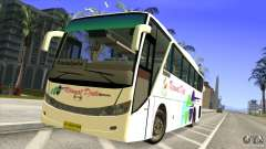 Hino New Travego RK1 para GTA San Andreas