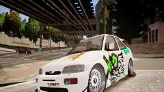 Ford Escort RS Cosworth 1992 para GTA 4