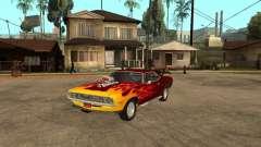 Dodge Challenger Tuning para GTA San Andreas