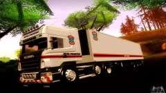 Scania R620 Emercom de Rusia