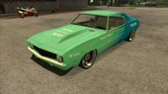 Chevrolet Camaro Falken 1969 para GTA San Andreas