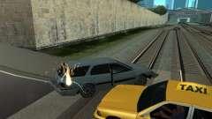Las Granalladoras realista para GTA San Andreas