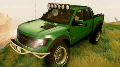 Ford F150 2011 SVT RapTor