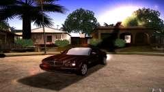 Jaguar Xj8 para GTA San Andreas