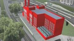 La fábrica de Coca-cola